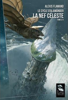 Tome 3 d'Alexis Flamand